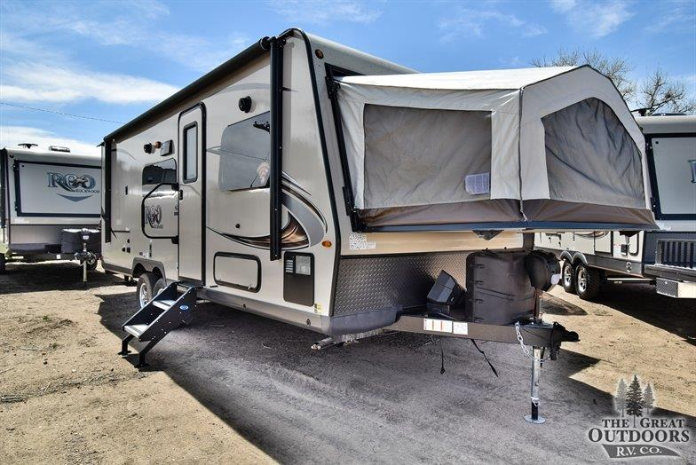 Rockwood Roo 233S Hybrids   The Great Outdoors RV