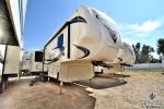 The Great Outdoors RV Co. 2019 Forest River Cedar Creek 29RE- Front passengers side exterior w/slide out