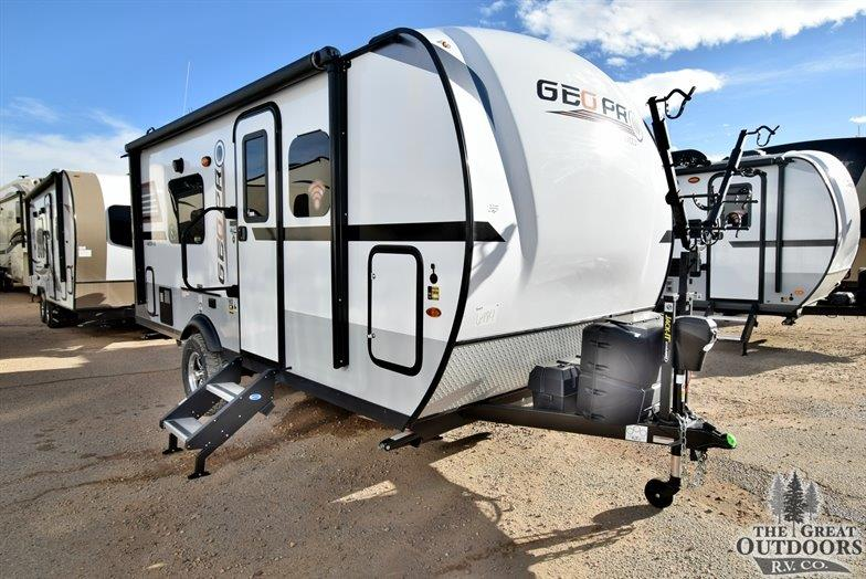 Rockwood Geo Pro 19FD Travel Trailers   The Great Outdoors RV