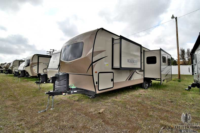 Rockwood 2902WS Travel Trailers   The Great Outdoors RV