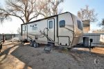 The Great Outdoors RV R1258-2018-Forest-River-Rockwood-2612WS Front passengers side exterior